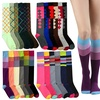 Women's Printed Knee-High Socks (6-Pack)
