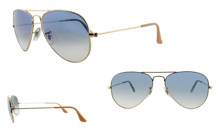 ray ban aviator sunglasses groupon
