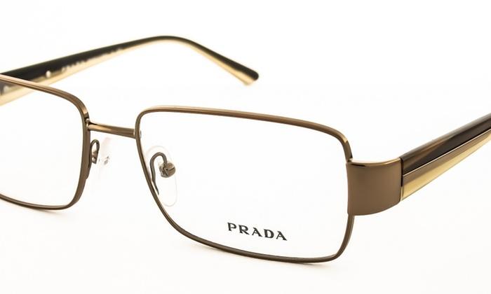 Prada Optical Designer Frames for Men and Women   Groupon