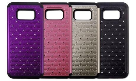 Samsung Galaxy S8 or S8 Plus Full Star Skin Protective Case b2bb3e68-260e-11e7-95f6-00259069d868