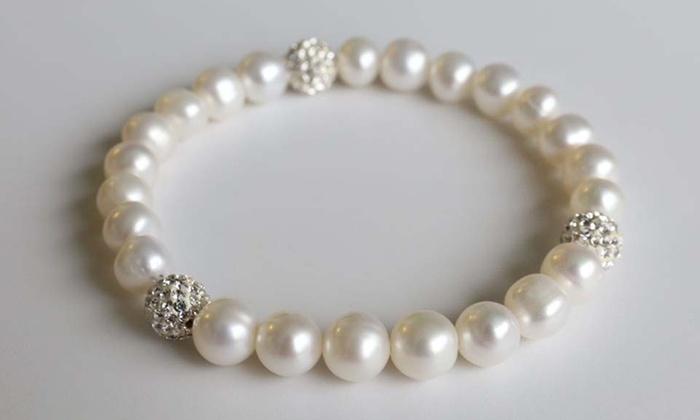 Freshwater Pearl Bracelet  e7ad341d957b