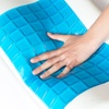Sleep EZE Memory Foam Pillow with Cooling Gel