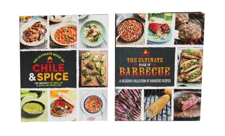 The Ultimate Cookbook Duo: Barbecue and Chile & Spice