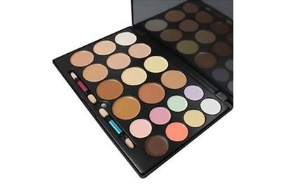 20-Color Concealer Palette