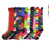 12-Pair-Pack of Angelina Women's Cotton-Rich Knee Socks