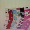 6-Pair-Pack of Girls' Printed Socks