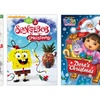 Nickelodeon 3 Movie Kids' Christmas Bundle on DVD
