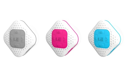 Polaroid Bluetooth Shower Speaker | Brought to You by ideel
