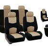 Full Set of Fabric Car-Seat Covers