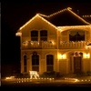 72-Foot Solar-Powered LED String Lights