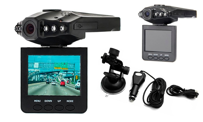 Laava Car Video Recorder