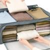 Gray Garment Storage Box