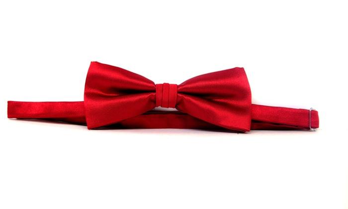 """2"""" Pre-Tied Bow Tie"""