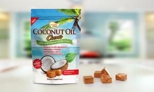 Healthy Delights Coconut Oil Chews