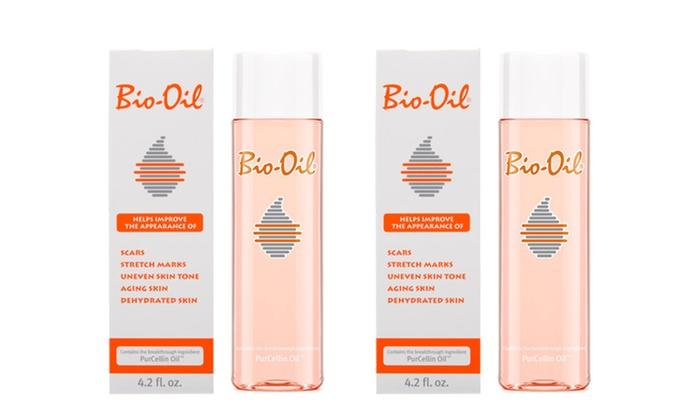 Bio Oil Scar Treatment Serum Groupon Goods