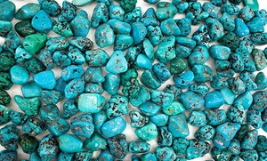 1-piece Of Randomly Selected Genuine Turquoise Gemstone