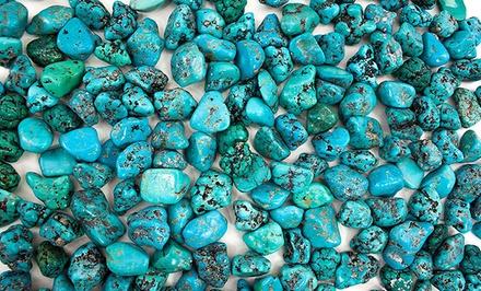 1-Piece of Randomly Selected Genuine Turquoise Gemstone