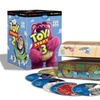 Toy Story Trilogy 10-Disc Set Blu-ray Collection