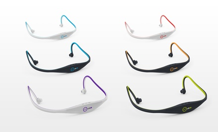 IJOY Logo Wraparound Bluetooth Headset