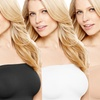 3-Pack Microfiber Shaping Bandeau Tube Bras