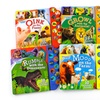 Discovery Kids 10-Button Sound Board Books (Set of 6)