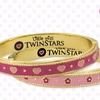 Little Miss Twin Stars Kids' Flower or Heart Bangles