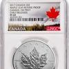 2017 $5 Silver Maple Leaf