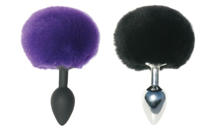 Midnight Bunny Butt Plug. Multiple Styles Available. a388cee0-f492-11e6-ad5e-002590604002