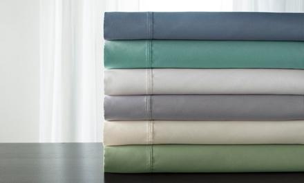 800TC Cotton-Rich Elite Home Kerrington Sheet Sets (6-Piece)