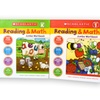 Scholastic Reading and Math Workbooks (3-Pack)