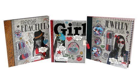 Totally Girl Book Set (3-Pack)