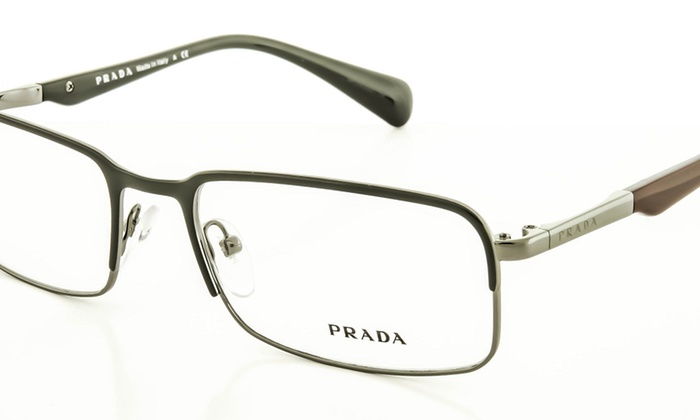Prada Optical Designer Frames for Men and Women | Groupon