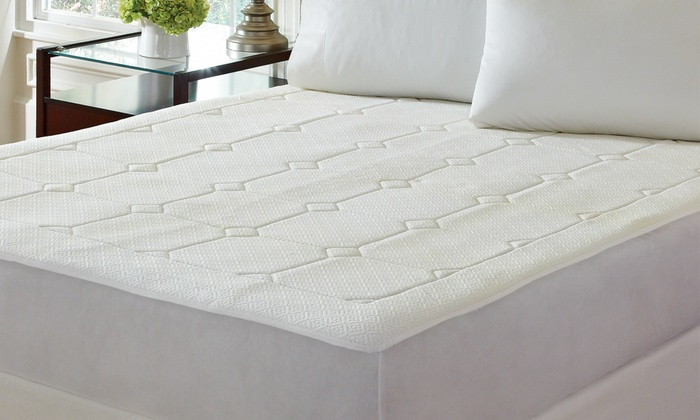 Up To 57 Off On Mattress Topper And Pad Groupon Goods