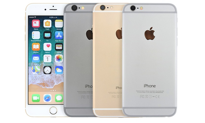 Up To 55 Off On Apple Iphone 6 6 Plus 6s 6s Plus Groupon Goods