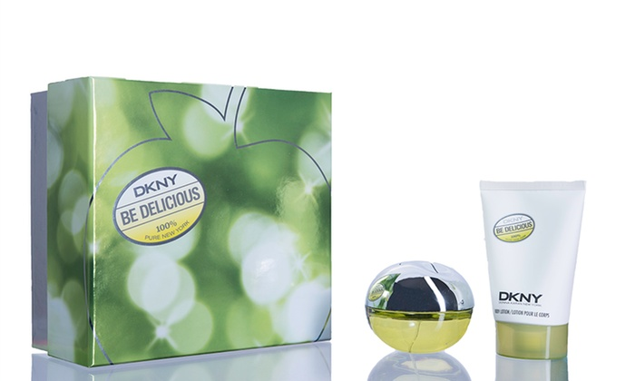 DKNY Be Delicious Gift Set   Groupon Goods