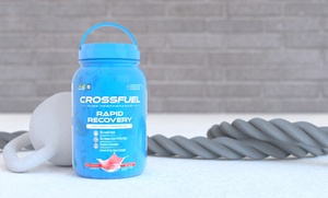 CrossFuel Rapid Recovery Post-Workout Powder Fruit Punch (20 Servings) at CrossFuel Rapid Recovery Post-Workout Powder Fruit Punch (20 Servings), plus 9.0% Cash Back from Ebates.