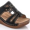 Lady Godiva Women's Slip-On Sandals (Size 6)