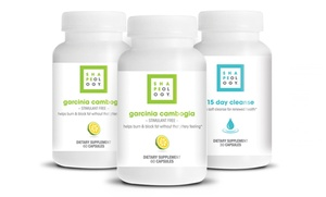 Buy 2 Shapeology Garcinia Cambogia Get 1 Shapeology 15 Day Cleanse Free