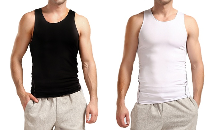 Men's Quick-Drying Body Shaper