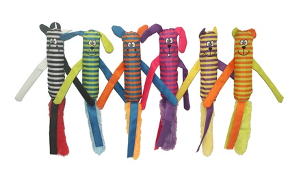Striperz Giant Squeaker Dog Toy (3-Pack)