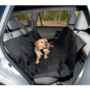 Hammock-Style Backseat Barrier for Dogs