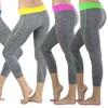 Women's Ankle-Length or Capri Leggings (3-Pack)