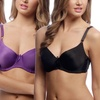 Padded Underwire Bras (6-Pack)