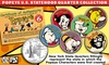 Popeye & Friends Colorized U.S. Statehood Quarter Coin Set (6-Piece)