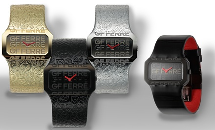 GF Ferre Swiss-Made Women's Watch