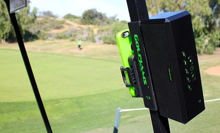 Golfjams Portable Cart Speaker Groupon Goods