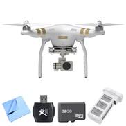 Dji Phantom 3 Standard Or Professional Quadcopter Drones