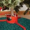 Holly-Berry Christmas-Tree Mat