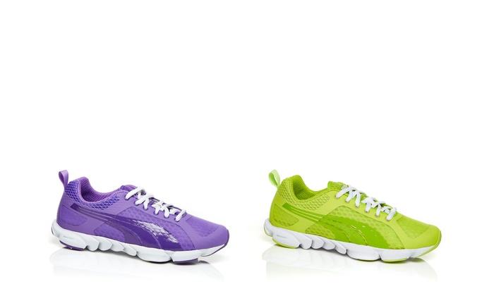 Puma Formlite XT Ultra Fluo Women's Running Shoes: Puma Formlite XT Ultra  Fluo Women's Running ...
