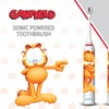 2-Pack of Garfield Sonic Toothbrushes
